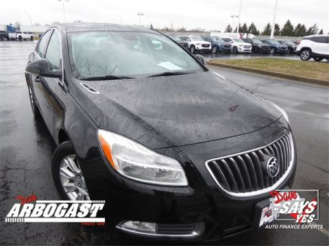 Pre-Owned 2013 Buick Regal Base