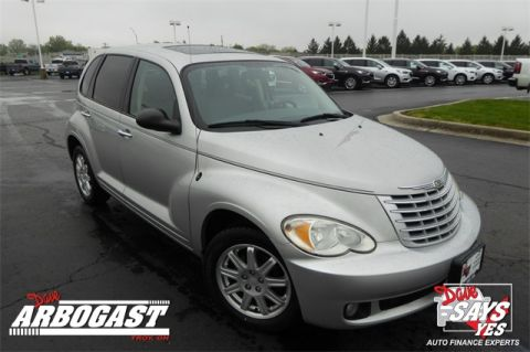 Pre-Owned 2007 Chrysler PT Cruiser Limited