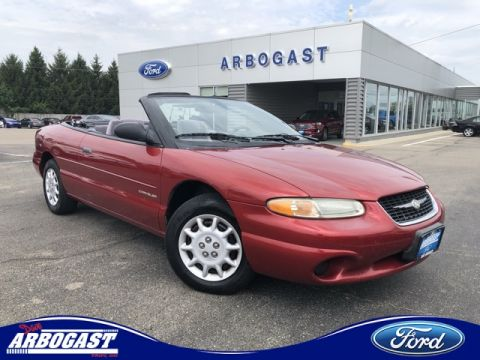 Pre-Owned 2000 Chrysler Sebring JX