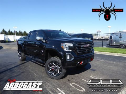 New 2020 GMC Sierra 1500 SCA Performance Black Widow Lifted Truck