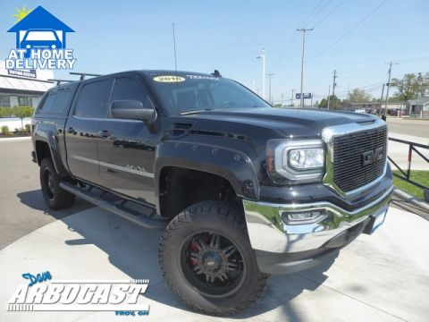 Pre-Owned 2016 GMC Sierra 1500 Tuscany Lifted Truck