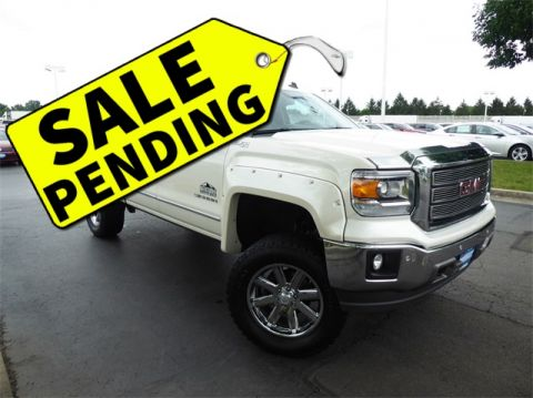 Pre-Owned 2014 GMC Sierra 1500 SLT Rocky Ridge Altitude Lifted Truck