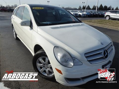 Pre-Owned 2007 Mercedes-Benz R-Class R 350