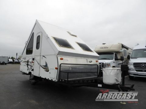 Pre-Owned 2013 Forest River RV Rockwood A122BH