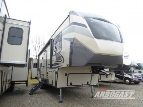 2020 Forest River RV Sandpiper 3550FL