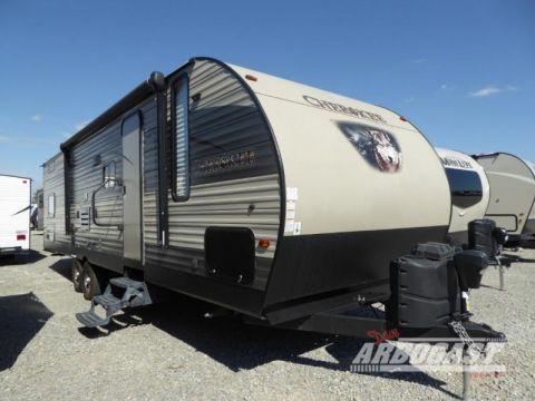 Pre-Owned 2017 Forest River RV Cherokee 284BF