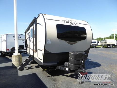2020 Forest River RV Rockwood Mini Lite 2507S