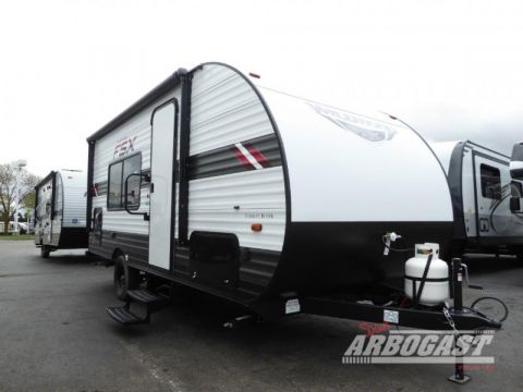 New 2021 Forest River RV Wildwood FSX 167RBK