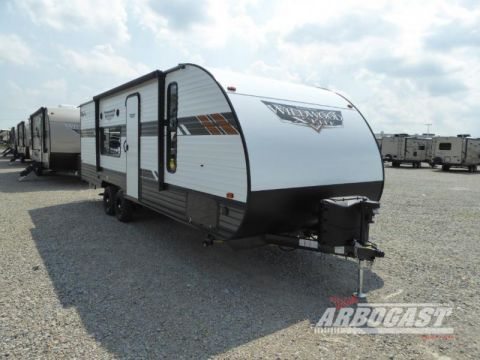 New 2020 Forest River RV Wildwood X-Lite 261BHXL