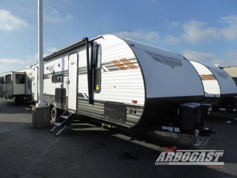 New 2020 Forest River RV Wildwood X-Lite 263BHXL