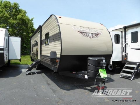 New 2020 Forest River RV Wildwood 26DBUD