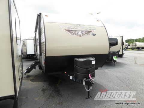 New 2020 Forest River RV Wildwood 26DBLE