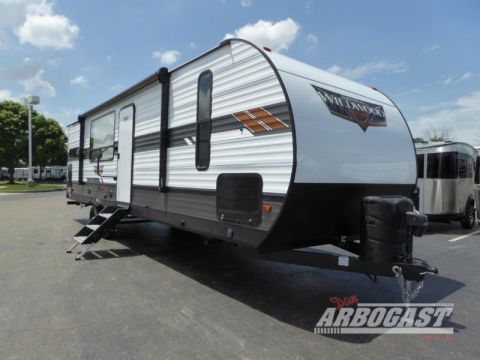 New 2021 Forest River RV Wildwood 27RKS