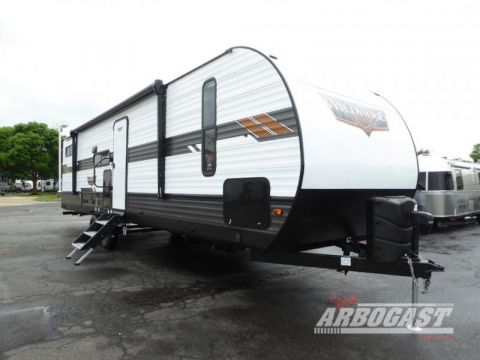 New 2021 Forest River RV Wildwood 29VBUD