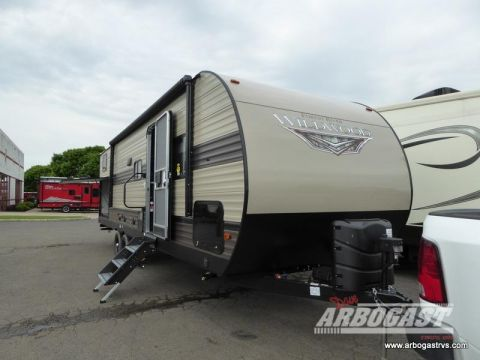 New 2020 Forest River RV Wildwood 30KQBSS