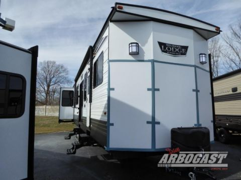 New 2020 Forest River RV Wildwood Lodge 395RET