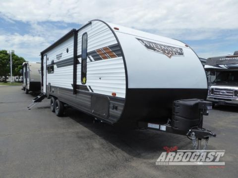 New 2021 Forest River RV Wildwood X-Lite 24RLXL