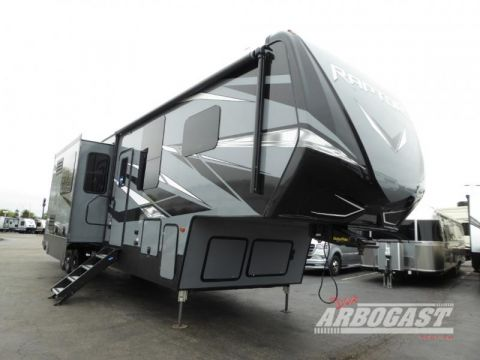 New 2020 Keystone RV Raptor 413