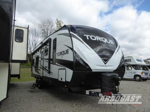 New 2020 Heartland Torque TQ T26