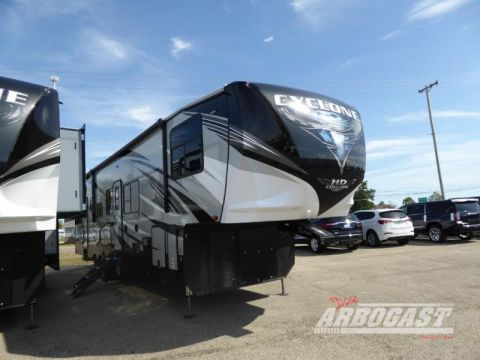 New 2020 Heartland Cyclone 3713