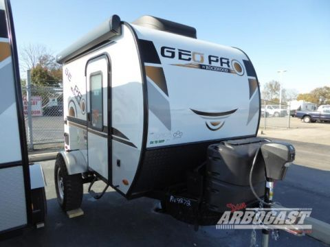 2020 Forest River RV Rockwood GEO Pro 12RK