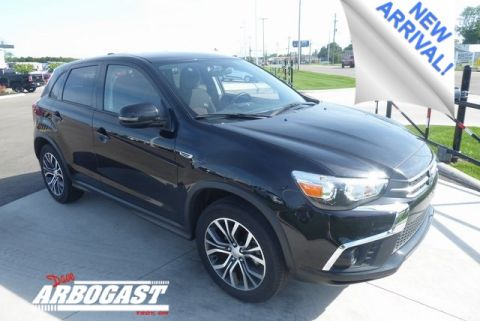 Pre-Owned 2019 Mitsubishi Outlander Sport