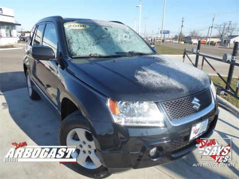 Pre-Owned 2006 Suzuki Grand Vitara Premium