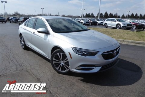 New 2019 Buick Regal Preferred