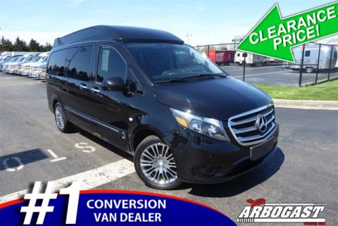Pre-Owned 2017 Mercedes-Benz Conversion Van Metris by Explorer